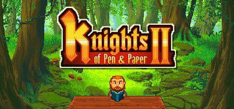 Knights of Pen and Paper 2 Steam CD Key 1
