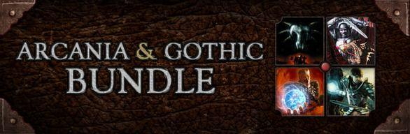 Arcania + Gothic Pack PC, wersja cyfrowa 1