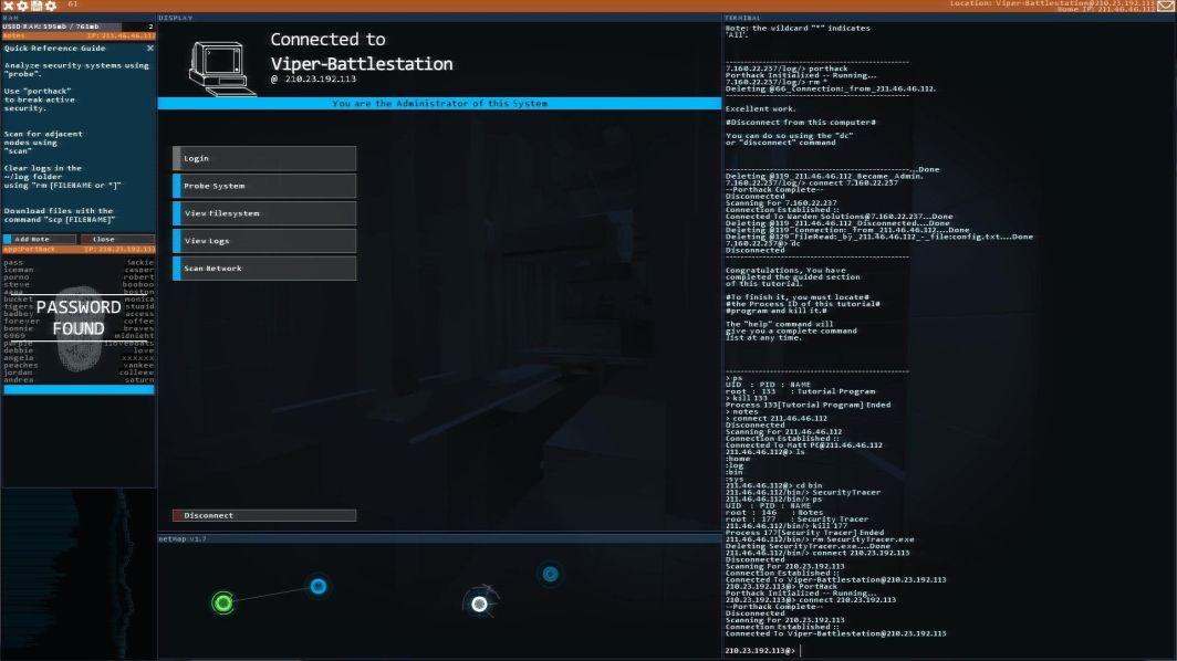 Hacknet EU PC, wersja cyfrowa 1