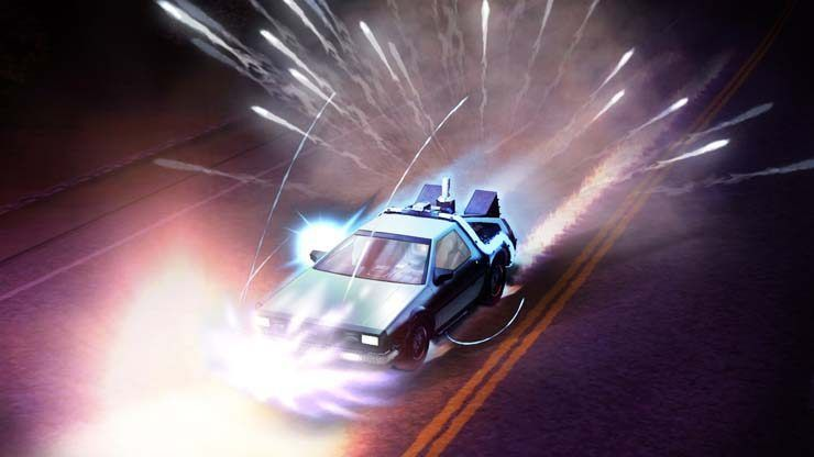 Back to the Future: The Game Steam Gift 1