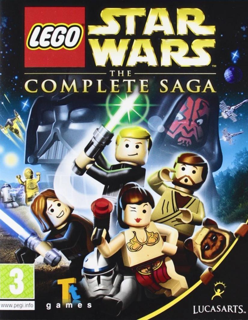 LEGO Star Wars: The Complete Saga PC, wersja cyfrowa 1