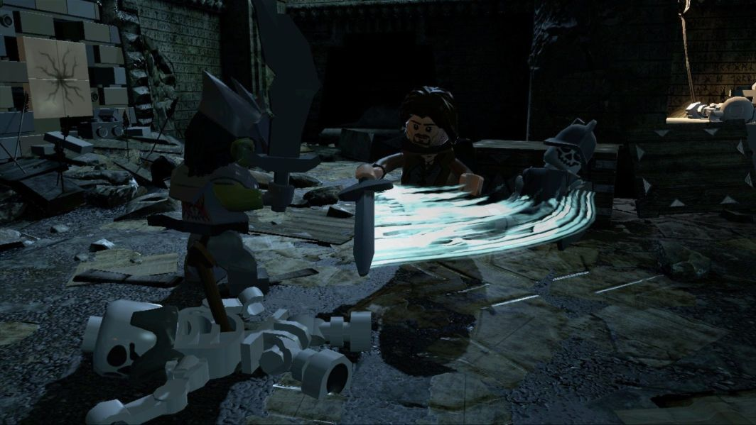 LEGO The Lord of the Rings Steam Gift 1