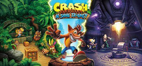 Crash Bandicoot N. Sane Trilogy EU PC, wersja cyfrowa 1