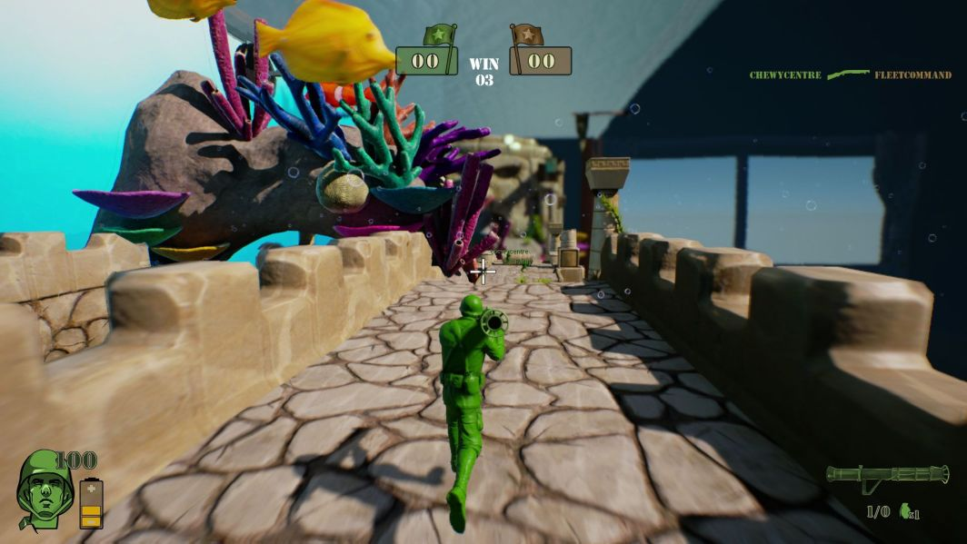 The Mean Greens - Plastic Warfare Steam Gift 1