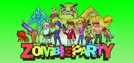Zombie Party 1