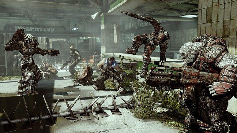 Gears of War: Ultimate Edition Xbox One, wersja cyfrowa 1