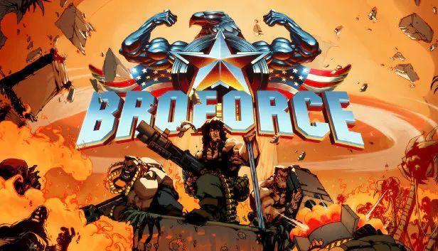 Broforce (Steam Gift) 1