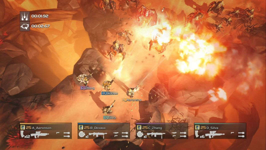 HELLDIVERS Digital Deluxe Edition Steam Gift 1
