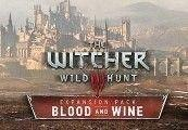 The Witcher 3: Wild Hunt - Blood and Wine DLC 1