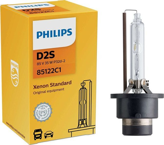 Philips ŻARÓWKA XENONOWA D2S 85V/35W +30% 4600K PHILIPS VISION 1