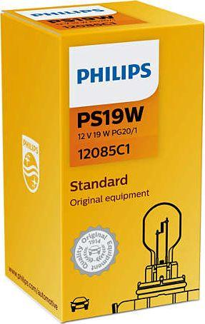Philips ŻARÓWKA PS19W 12V/19W PG20/1 PHILIPS 1