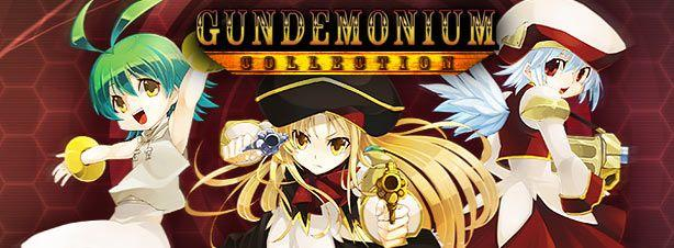 Gundemonium Collection 1