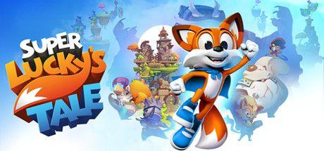Super Lucky's Tale 1