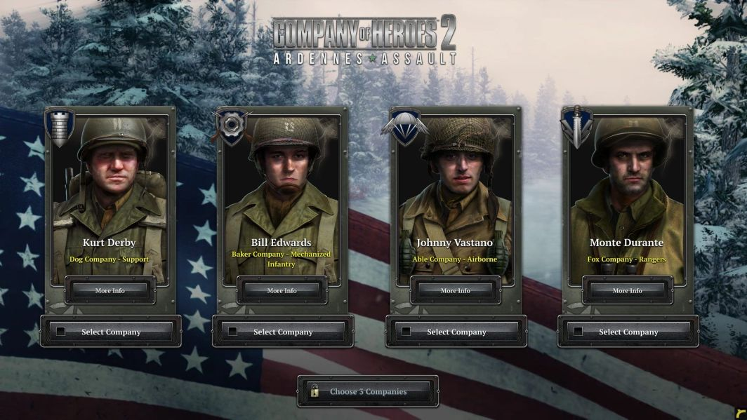 Company of Heroes 2: Ardennes Assault Steam Gift 1