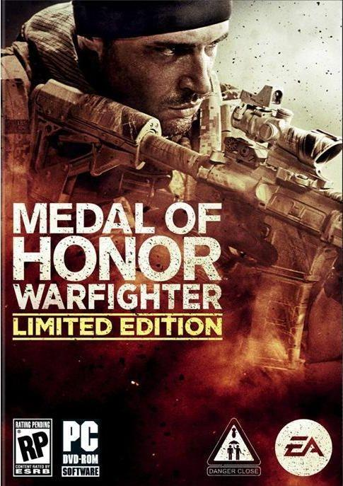 Medal of Honor Warfighter EU Limited Edition, ESD 1