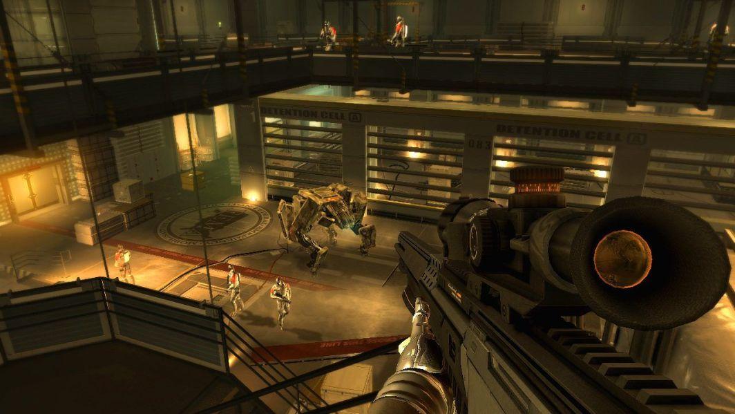Deus Ex: Human Revolution - Director's Cut Steam Gift 1