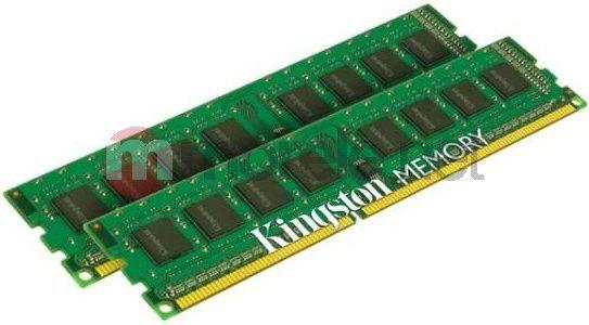 Pamięć Kingston ValueRAM, DDR3, 8 GB, 1600MHz, CL11 (KVR16N11S8K2/8) 1