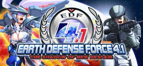 EARTH DEFENSE FORCE 4.1 The Shadow of New Despair Steam CD Key 1