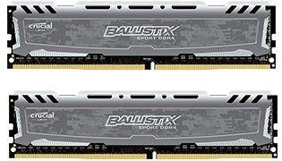 Pamięć Ballistix Sport LT, DDR4, 16 GB,3000MHz, CL16 (BLS2K8G4D30BESBK) 1