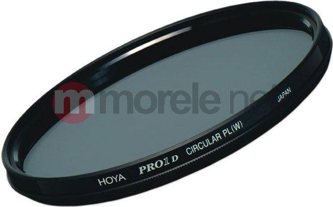 Filtr Hoya Polaryzacyjny kołowy PRO1D 62 mm (PLCPD62P) 1