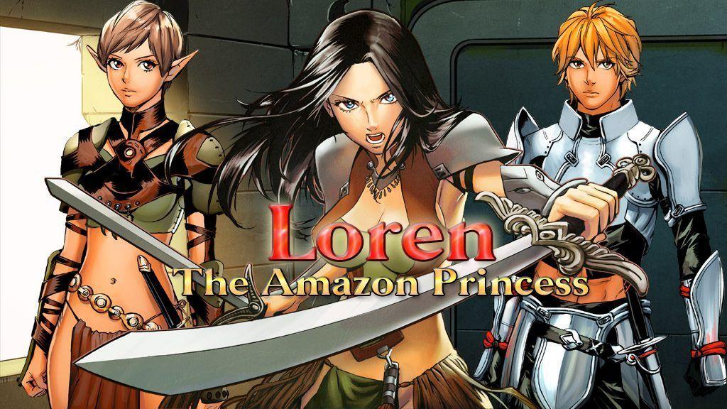 Loren The Amazon Princess PC, wersja cyfrowa 1