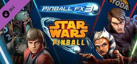 Pinball FX3 - Star Wars Pinball DLC PC, wersja cyfrowa 1