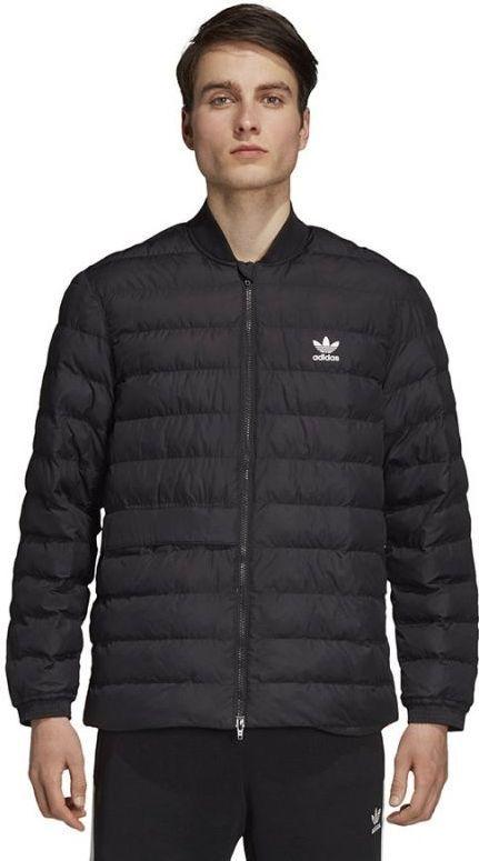 Kurtka męska adidas SST Outdoor czarna DJ3191 Rozmiar XL