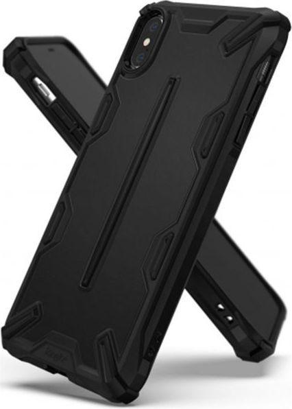 Ringke Etui Ringke Dual X Apple iPhone XS SF Black 1