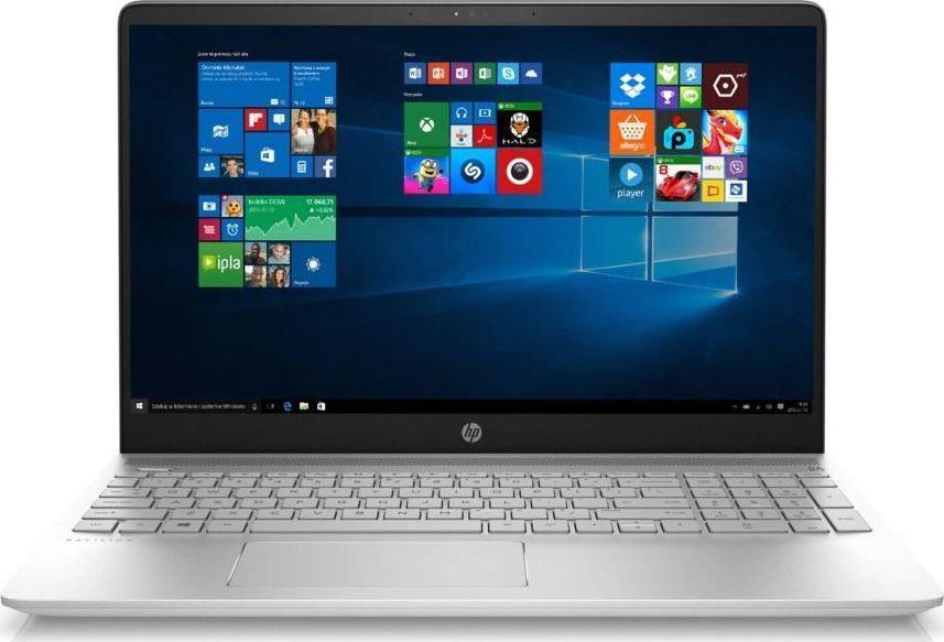 Laptop HP Pavilion 15-cs0006nw (4UC09EA) 1