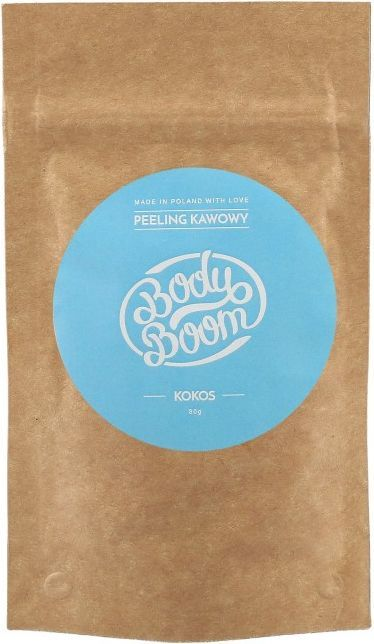 BodyBoom Peeling do ciała Coffee Scrub Kokos 30g 1