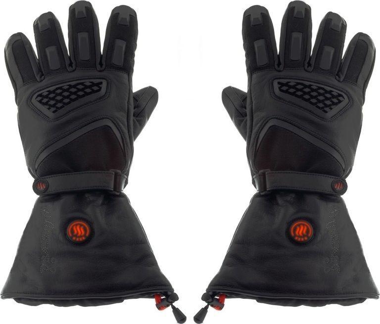 Glovii Ogrzewane rękawice motocyklowe, rozmiary: L, XL 1