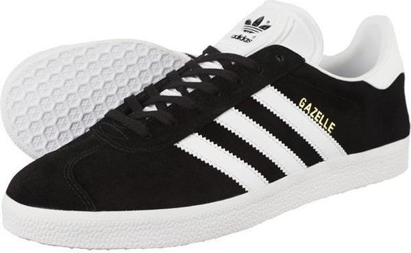 Adidas Buty męskie Gazelle czarne r. 39 13 (BB5476) ID produktu: 5266884