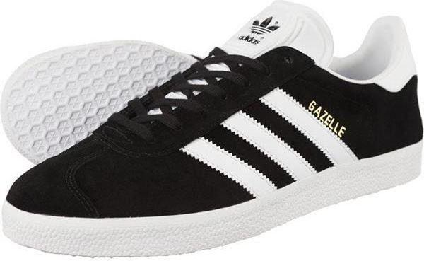 Adidas Buty damskie Gazelle 476 czarne r. 36 23 (BB5476) ID produktu: 5266885