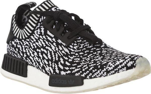 nowe tanie Nowe zdjęcia tanio na sprzedaż Adidas Buty męskie NMD R1 PK 013 czarno-białe r. 44 2/3 (BY3013) ID  produktu: 5266899