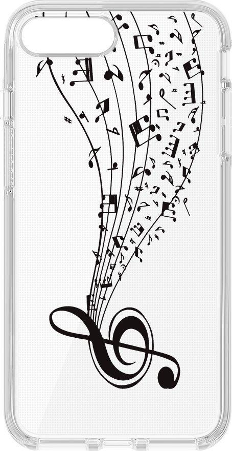 TelForceOne Nakładka Ultra Trendy Music2 do Samsung A6 2018 1