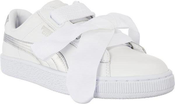 Puma Buty damskie Basket Heart Explosive Wn 602 białe r. 37 ID produktu: 5268537