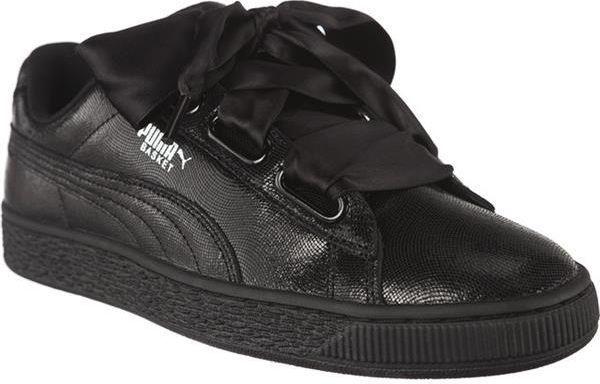 Puma Buty damskie Basket Heart NS Wn s 01 czarne r. 38 ID produktu: 5268557