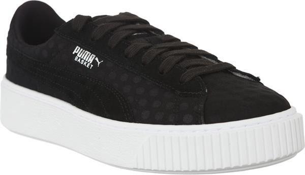 Puma Buty damskie Basket Platform DE Wn 201 czarne r. 40 ID produktu: 5268614