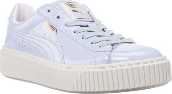 Buty Codzienne Puma Dla Dzieci Niebieskie z Retro Market