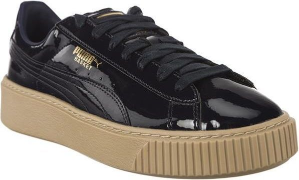 Buty damskie sneakersy Puma Basket Platform Patent Wns
