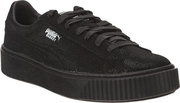 Puma Buty damskie Basket Platform Reset W304 czarne r. 39 ID produktu: 5268708