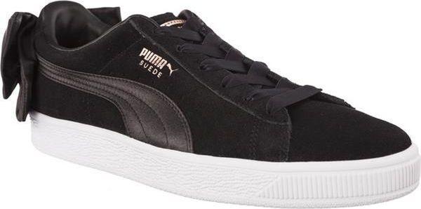 Puma Buty damskie Suede Bow WN S czarne r. 38 ID produktu: 5269025