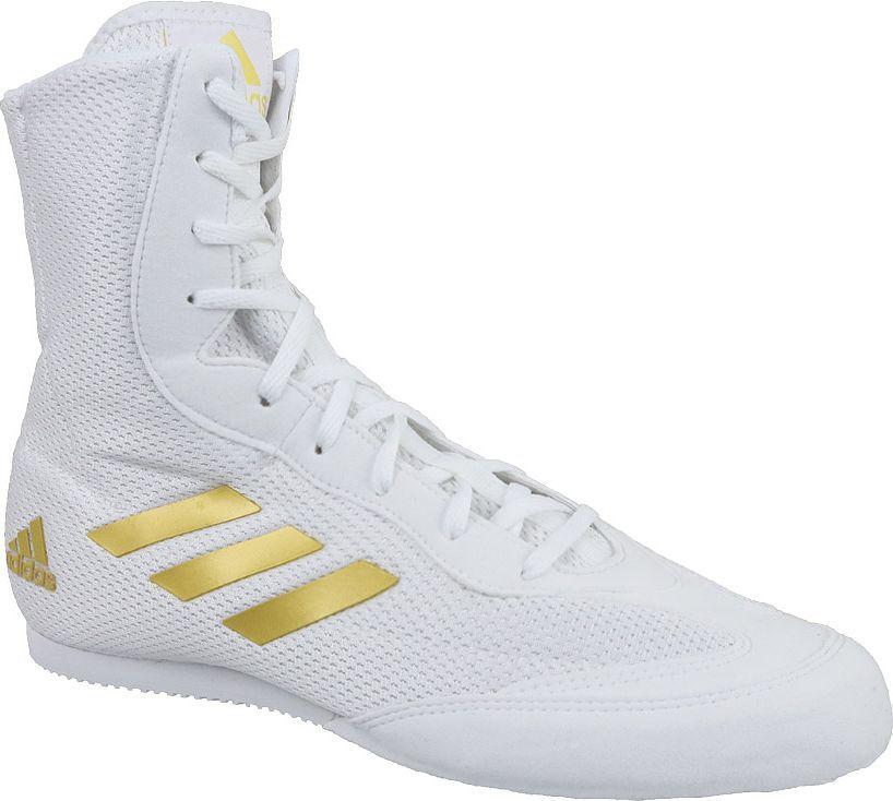 sale retailer 1079d 6ab90 Adidas Buty męskie Box Hog Plus Shoes DA9899 białe r. 45 13 w  Sklep-presto.pl
