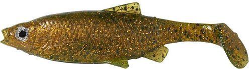 Savage Gear Roach Paddle Tail 12.5cm Muddy Roach (61885) 1