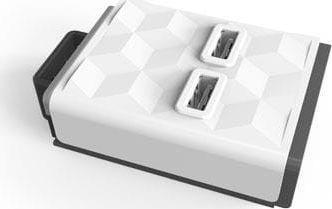 Module Moduł do rozbudowy przedłużacza 2 gniazda USB 2.0 1