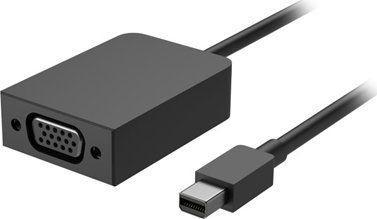 Adapter AV Microsoft DisplayPort Mini - D-Sub (VGA) 0.2m czarny (EJP-00006) 1