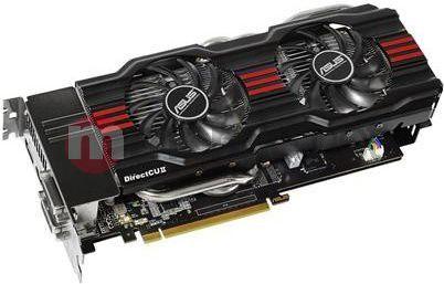 Karta graficzna Asus GeForce GTX670 2048MB DDR5/256bit DVI/HDMI/DP PCI-E (1058/6008) (wer. OC) (wentylator DirectCU II) (GTX670-DC2OG-2GD5) 1