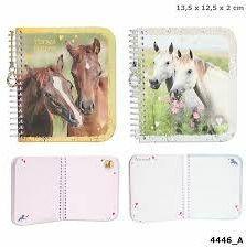 PLUS-Z NOTES SPIRALNY HORSES DREAMS KONIE BRĄZOWE 4446A 1