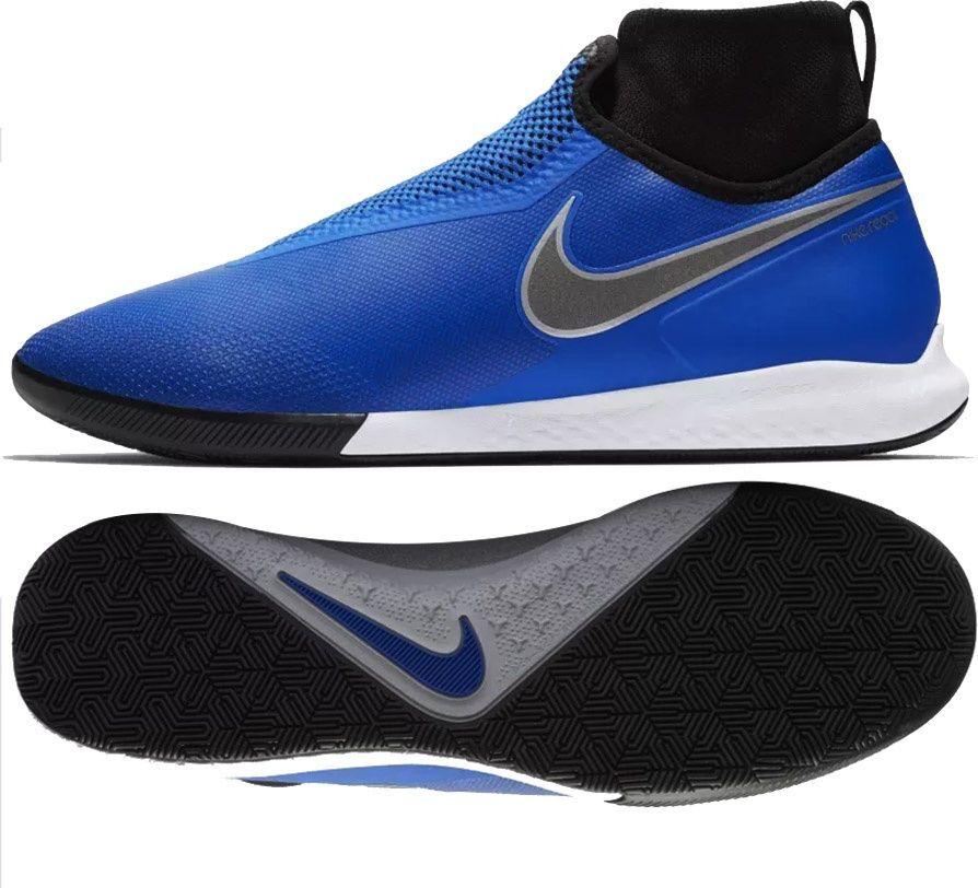 buty jesienne obuwie stabilna jakość Nike Buty Nike React Phantom VSN Pro DF IC AO3276 400 AO3276 400 niebieski  44 ID produktu: 5295980