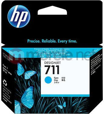 HP tusz CZ130A nr 711 (cyan) 1